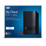 WD My Cloud EX2 Ultra Diskless Alta Performance NAS